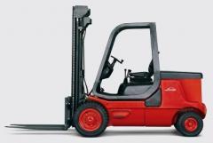 E-Trucks E 35-48 Electric Counterbalanced Trucks