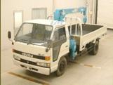 Boom/Crane Truck