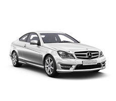 Mercedes Benz C-Class Coupe car