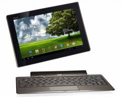 Asus EEEPad Transformer - Tablet and Docking Unit