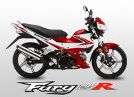 Kawasaki Fury 125R motorcycle