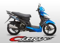 Kawasaki Curve motorcycle