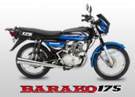 Kawasaki Barako 175 motorcycle