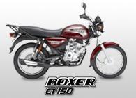 Kawasaki Boxer CT 150 motorcycle