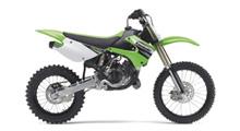 Kawasaki KX 100 motorcycle