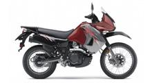 Kawasaki KLR 650E motorcycle