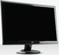 AOC E936VW LED Monitor