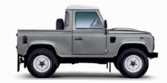 Land Rover Defender Pick Up car