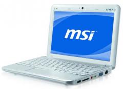 MSI Wind U130 (Intel® Atom™ Processor N450)