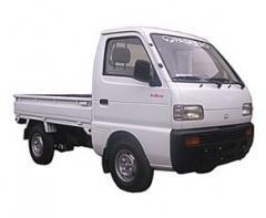 Pick-Up car
