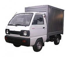 Alum Van truck