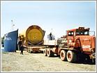 350 Ton Generator Stator