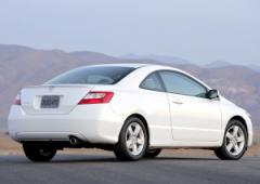 Honda Civic Coupe EX Automatic car