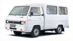 Mitsubishi L300 FB car