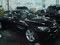 BMW 750 car