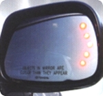 Outer Rear View Mirror