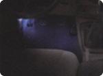 Leg Room Lamp