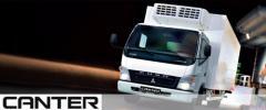 Mitsubishi Fuso Canter FE71 truck