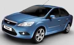 Ford Focus 2.0L Ghia Sedan A/T 4Dr car
