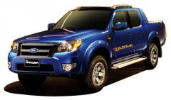 Ford Ranger Wildtrak car