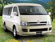 Toyota Hiace car