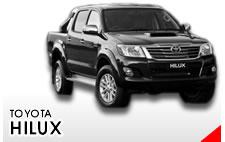 Toyota Hilux car
