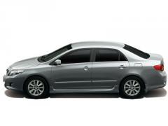 Toyota Corolla Altis 2.0 A/T car