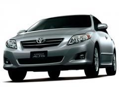 Toyota Corolla Altis 1.6 A/T car
