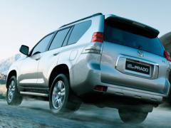 Toyota Land Cruiser Prado 1KD-FTV A/T car