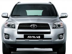 Toyota RAV4 4x4 4-Speed A/T car