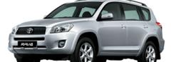 Toyota RAV4 car