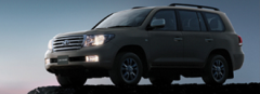 Toyota Land Cruiser car