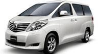 Toyota Alphard car