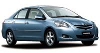 Toyota Vios car