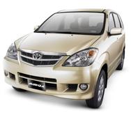 Toyota Avanza 1.5 G 4-Speed A/T car