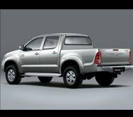 Toyota Hilux E 4 x 2 M/T Dsl car