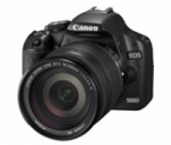 Canon EOS 500D Camera