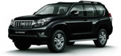 Toyota Land Cruiser Prado car