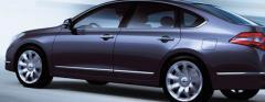 Nissan Teana 350XV car