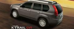 Nissan X-Trail 2.5 CVT car