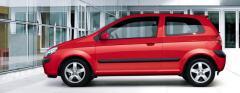 Hyundai Getz 1.6 car