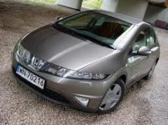 Honda Civic 1.8 car
