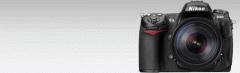 Nikon D300 Body Camera