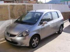 Honda Jazz 1.4 car