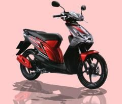 Honda Beat Alloy Wheel scooter