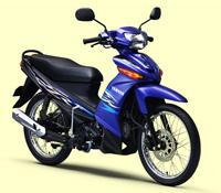 Yamaha Vega scooter