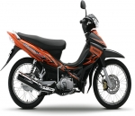Yamaha Crypton scooter