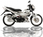 Kawasaki Fury 125 motorcycle