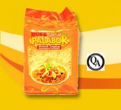 Special Palabok noodles
