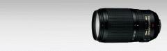 Nikkor 70-300mm VR Camera Lenses